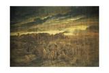 Horrors of War, 1894 Giclee Print by Gaetano Previati