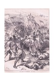 The Siege of Waterford Ad 1171 Giclee Print by Charles Ricketts