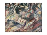 Moods: Good-Byes Giclee-trykk av Umberto Boccioni
