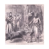 The Barons Revolt Against the King Giclee Print by Charles Ricketts