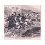 The Disaster of John's Army at the Wash Giclee Print by Charles Ricketts