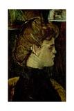 Juliette Vary, 1888 Lámina giclée por Henri de Toulouse-Lautrec