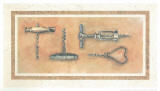 Korkenzieher I Kunstdrucke von A. Vega