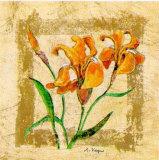 Lirio Kunstdruck von A. Vega