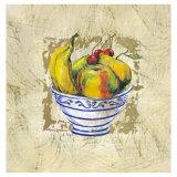 Fruit Bowl IV Juliste tekijänä A. Vega