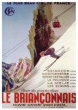 Brianconnais Posters por  Poissonnie