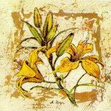 Azucena Kunstdrucke von A. Vega
