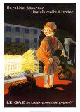 Gaz Poster av  Dorfi