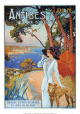 Antibes Cote d'Azur Posters