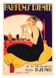 Parfums Djemil Poster