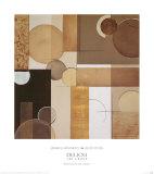 Spherical Movement I Posters por Celeste Peters