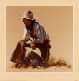 Amis fidèles Affiches par William Matthews