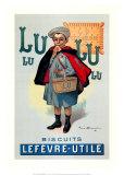 Petit Ecolier Prints by Firmin Etienne Bouisset