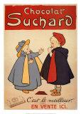 Chocolat Suchard Posters