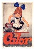 Calor Prints by G. Favre