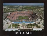 Miami, Florida Art by Mike Smith