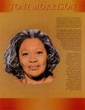 Toni Morrison Posters
