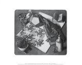 Reptilien Kunstdrucke von M. C. Escher