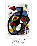 Carota, c.1978 Prints by Joan Miró