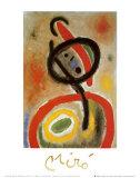 Femme III, c.1965 Plakat af Joan Miró