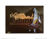 Aubade, c.1942 Arte por Pablo Picasso