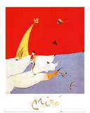 Paysage 1924-25 Posters par Joan Miró