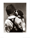Puppy Love Pôsters por H. Armstrong Roberts