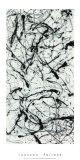 Number II A Serigrafiprint (silkscreentryck) av Jackson Pollock