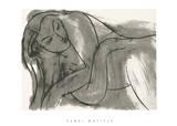 Nu, c.1941 Silketrykk av Henri Matisse