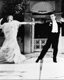 Fred Astaire & Ginger Rogers Fotografia