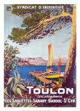 Toulon Posters