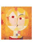 Going Senile, 1902 Giclée-tryk af Paul Klee
