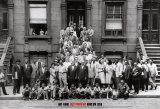 Jazzporträtt - Harlem, New York, 1958 Posters av Art Kane