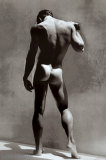 Male Nude I Posters av Greg Gorman