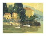 Verona, Italy Samlertryk af Ted Goerschner