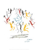 The Dance of Youth Poster by Pablo Picasso