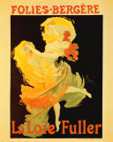 Folies-Bergère Posters por Jules Chéret