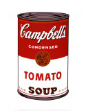 Campbells suppe I, 1968 Plakater av Andy Warhol
