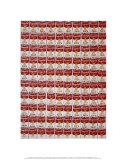 One Hundred Cans, 1962 Plakater af Andy Warhol