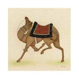 Camel from India I Giclée-tryk af Ram Babu