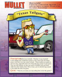 The Official Mullet Reference Guide - Texas Tailgate Posters