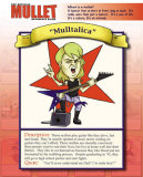 The Official Mullet Reference Guide - Mulltalica Poster