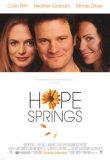 Hope Springs: Um Lugar para Sonhar Pôsters