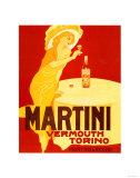 Vermouth Torino Plakater av Marcello Dudovich