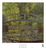 El estanque de las ninfeas Arte por Claude Monet