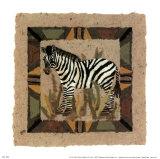 Zebra Prints by Linn Done