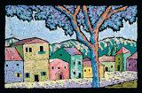 Vordere Straße Kunstdrucke von Brett Varney