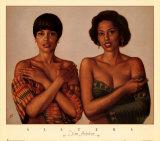 Sisters Poster por Tim Ashkar