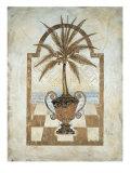 Conservatory II Kunstdruck von Karel Burrows