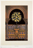 Die Zitrone Kunstdruck von Karel Burrows